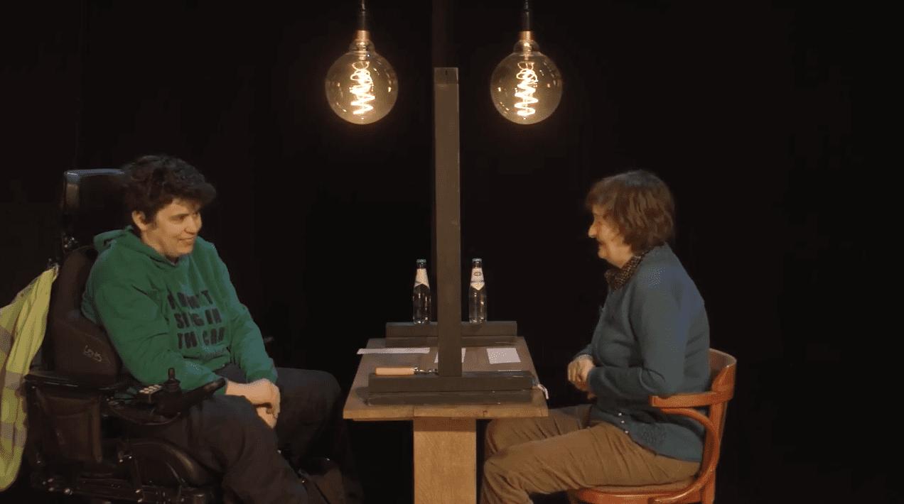 Barbara & Lut - Niemand die vertelt zoals gij