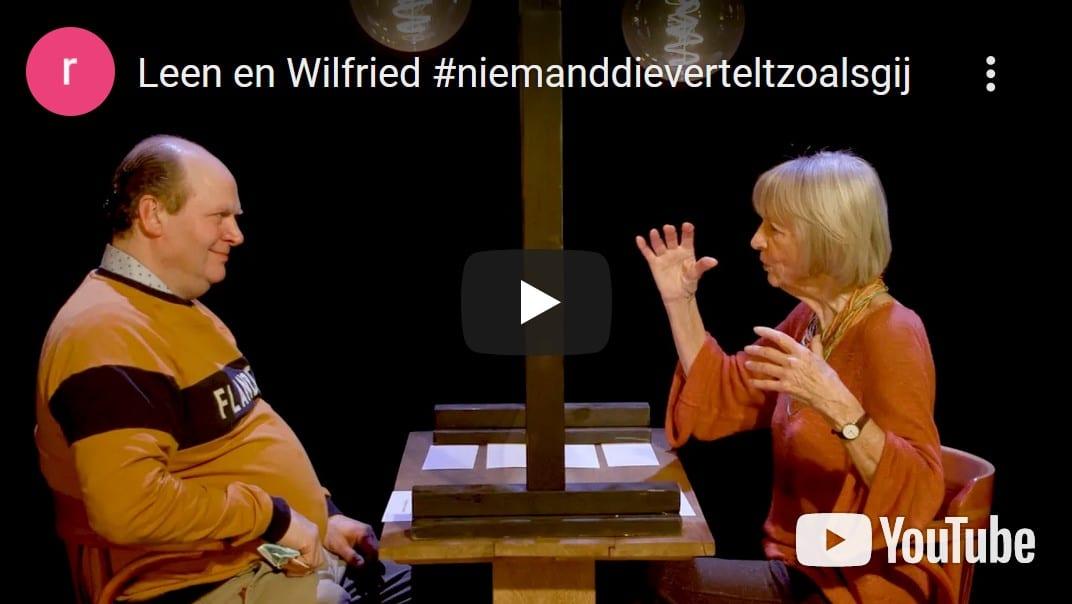 Leen & Wilfried - Niemand die vertelt zoals gij