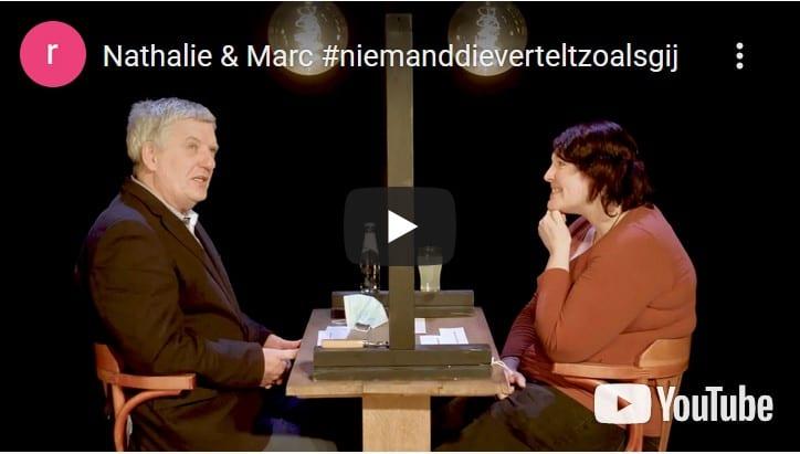 Nathalie & Marc - Niemand die vertelt zoals gij