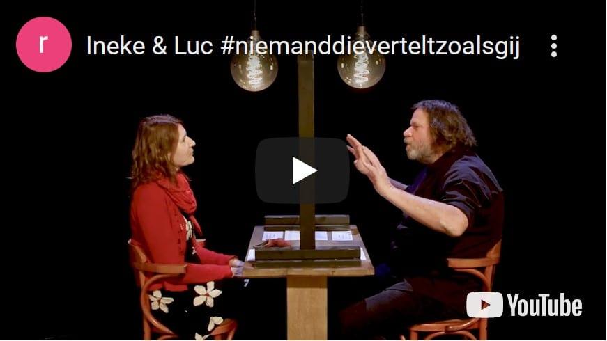 Ineke & Luc - Niemand die vertelt zoals gij